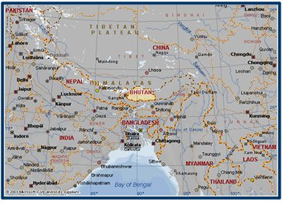 MAPlink Web - Prayer File on Bhutan